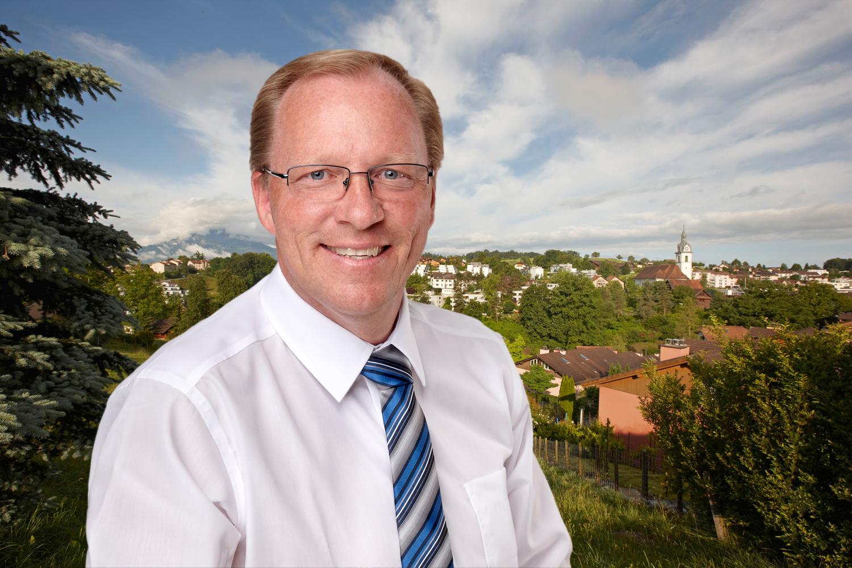Markus Gabriel – Gewählter Gemeindepräsident